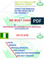 9-Point Agenda of a Visionary Vice Chancellor.ppt