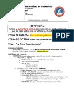 TDE Clase 12 -Recención Criterios de Elaboración- Jul-20