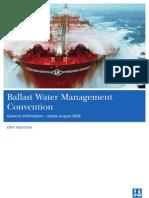 Information leaflet - BWMC  - August 2009