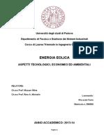 Energía Eólica - Ricardo Ferro