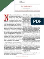 EL DESPLOME - Daniel Coronell.pdf