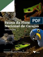 Livro Fauna da Flona de Carajás - Livro Digital