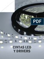 CINTAS LED Y DRIVERS - CLEVER GROUP 2020