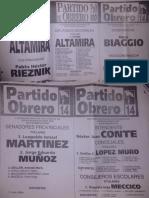 Elecciones 1999