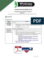 Informe y Analisis Area de Marketing