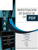 INVESTIGACION INFORMATICA II TERCER PARCIAL