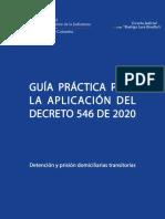 GUIA DECRETO 546 DE 2020