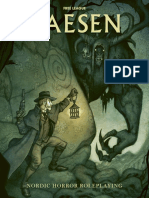 Vaesen (nordic horror)