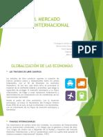 DINAMICA DEL MERCADO FINANCIERO INTERNACIONAL