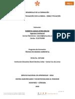 Técnico en Manejo Ambiental - I.E. David Sánchez Juliao - 5to Documento