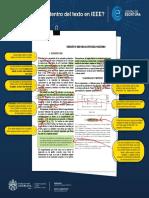 IEEE citación y referenciación