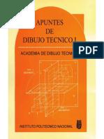 APUNTES DE DIBUJO TECNICO I - INSTITUTO POLITECNICO.pdf