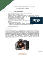 dispositivos internos y externos de un computador