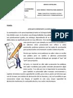 Guía PRÁCTICA y teórica sobre el acento