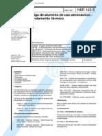 Abnt - Nbr 12315 Nb 1399 - Liga de Aluminio de Uso Aeronauti.pdf