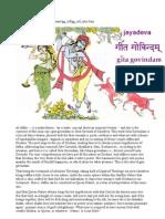 Jayadeva - Gita Govindam (bilingue)