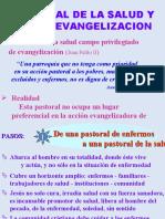 2 PASTORAL DE LA SALUD NUEVA EVANGELIZACION SAN GIL