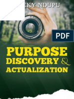 Purpose Discovery & Actualisation