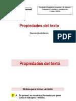 Propiedades del texto unfv sistemas.pdf