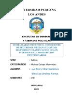 MODELO ARQUITECTONICO ( DERECHO PENITENCIARIO)
