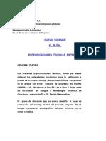 ETE.-EL RUTAL (Reg. N° SN)