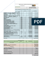 PRESUPUESTO DE INVERSION SAN JOSE PARQUE INDUSTRIAL MARZO 12 2020 x 18 BODEGAS