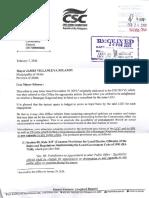 SOLANOY, James V - Opinion_ Barangay Kagawad Consultancy