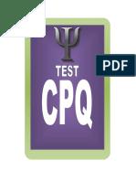 Manual Test Cpq