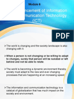 Module 6 -  Advancement of Information and Communication Technology.pdf