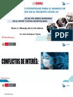 UNIDAD II - Tema 1.0_ MANEJO DE LA VIA AEREA