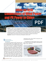 _Investigation on Grid Connections of Wind Power and PV Power in China.pdf