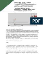 Guía N° 5  Educación Física Grados 6° y 7°
