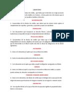 COMPROBACIÓN DE LECTURA DE MERCANTIL II. _2020