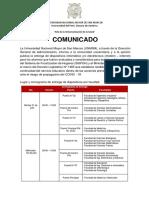 Comunicado - DGA18072007 - Nuevo cronograma para recojo de dispositivos electrónicos - VF (1)