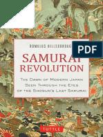 Samurai Revolution_ The Dawn of Modern Japan Seen Through the Eyes of the Shogun's Last Samurai ( PDFDrive.com ).pdf
