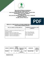 PDS 003Módulo III