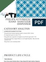 philips automatic hand sanitaizer.pptx