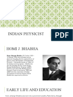 Indian physicist