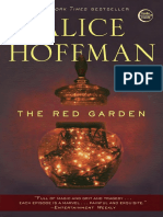 The Red Garden by Alice Hoffman - Excerpt