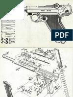 Erma LA-22 Manual