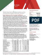 Reliance Nippon Life Asset Management (RNAM IN, Neutral) - 1QFY20 Result - Nomura.pdf