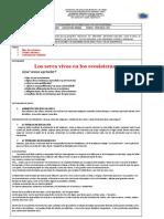 ACTIVIDADES DE BIOLOGIA DEL GRADO SEPTIMO TERCER PERIODO 2020