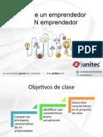 Tema 2   Perfil de un Emprendedor