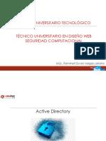 Administración de Redes - Active Directory