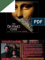 PDF - Original Motion Picture Soundtrack - The Da Vinci Code - Digital Booklet