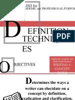 definitin techniques - Copy.pptx