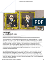 La Maladie de La Rente _ Alternatives Economiques