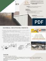 Costos de Almacen panel ternium