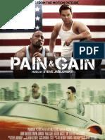 Digital Booklet - Pain & Gain