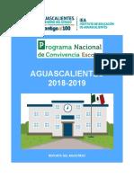 Evaluación PNCE 2018-2019